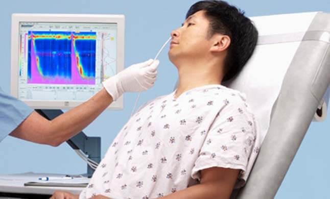 Manometria esofagica para localização de E.I.E site dr olavo filho